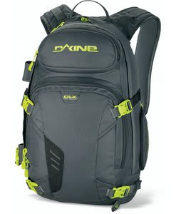 Dakine Heli Pro DLX 20L Backpack Charcoal