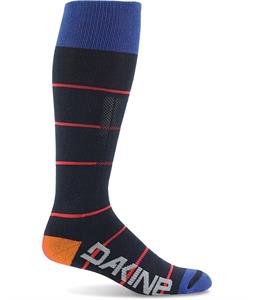 Dakine Highback Socks Black Stripe