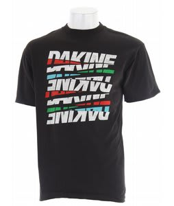 Dakine Jumble Fever T-Shirt Black