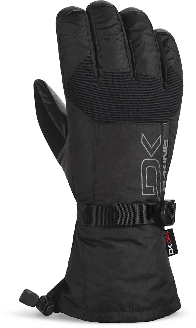 Dakine leather scout gloves 2018 for Housse snowboard dakine