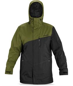 Dakine Ledge II Snowboard Jacket Black/Cypress
