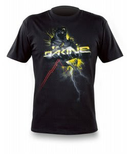 Dakine Lightning T-Shirt Black