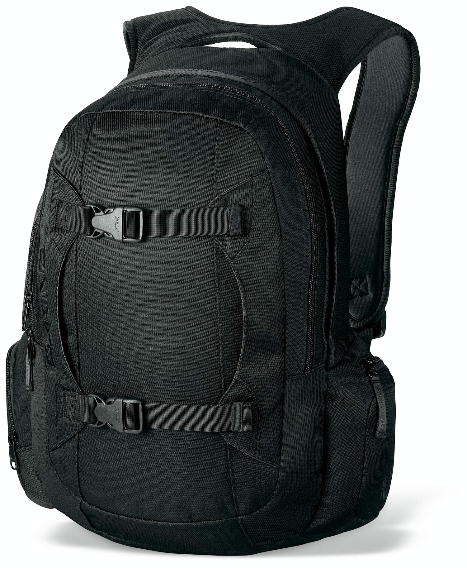Dakine Mission 25L Backpack Black