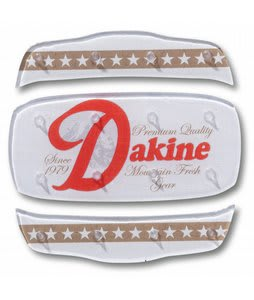 Dakine Modular Mat Snowboard Stomp White