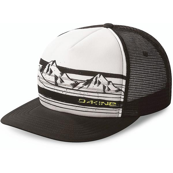 Dakine Mountain Stripe Trucker Cap