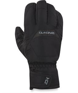 Dakine Nova Short Gloves Black