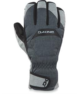 Dakine Nova Short Gloves Carbon