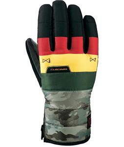 Dakine Omega Gloves Rasta