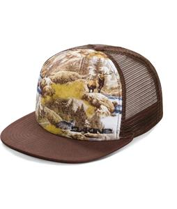 Dakine Paradise Trucker Cap Brown