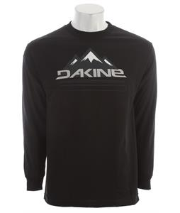 Dakine Peak L/S T-Shirt Black
