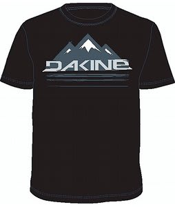 Dakine Peak Raglan T-Shirt Black