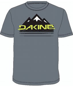 Dakine Peak Raglan T-Shirt Charcoal