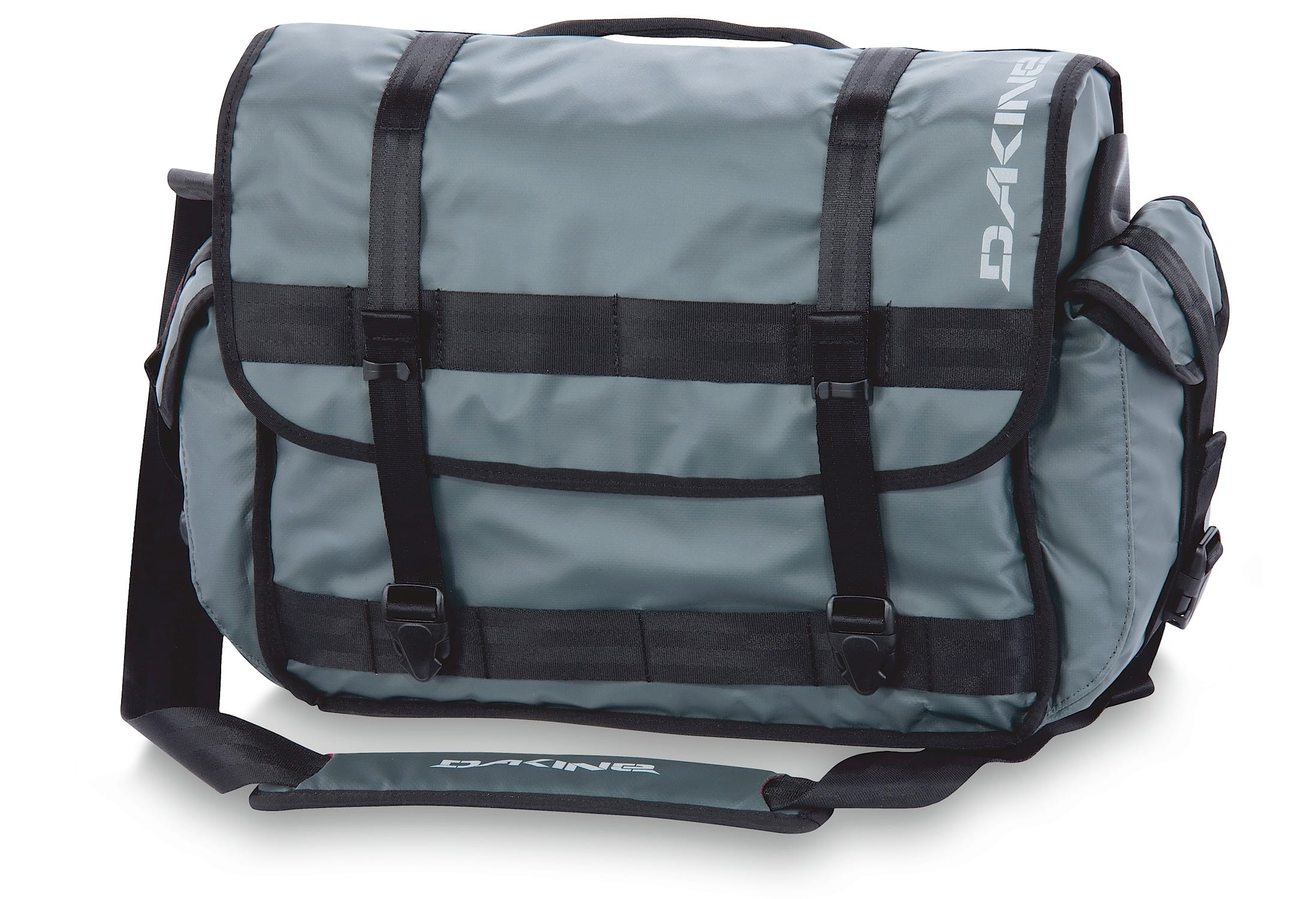 Dakine Porter Messenger Bag Charcoal