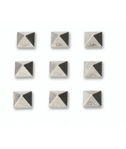 Dakine Pyramid Studs Stomp Pad Chrome