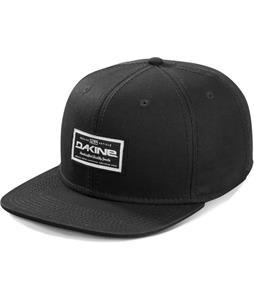 Dakine Quality Goods Cap Black