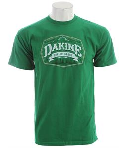 Dakine Quality Goods T-Shirt Kelly
