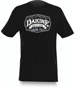 Dakine Quality Goods T-Shirt Black