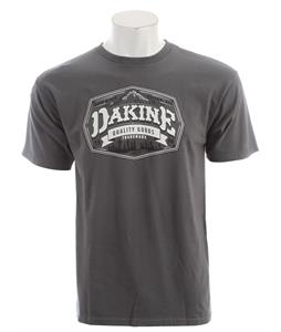 Dakine Quality Goods T-Shirt Charcoal
