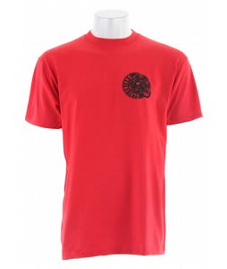 Dakine Racer T-Shirt Red