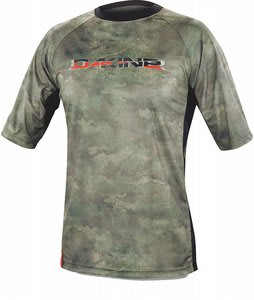 Dakine Rail S/S Bike Jersey Timber