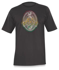 Dakine Rasta Lion T-Shirt Black