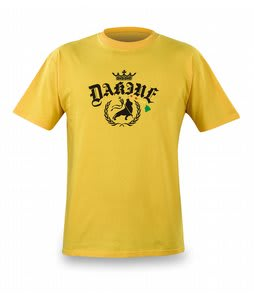 Dakine Rasta T-Shirt Gold