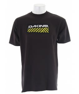 Dakine Reactor T-Shirt Black