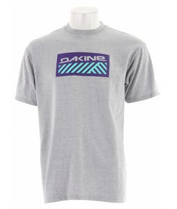 Dakine Reactor T-Shirt Heather Grey