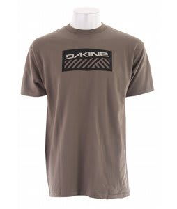 Dakine Reactor T-Shirt Warm Grey
