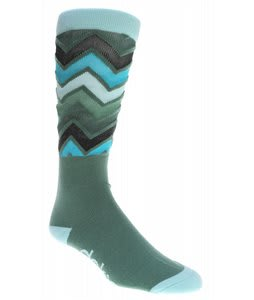 Dakine Rio Snowboard Socks Jungle