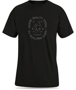 Dakine Roots Tech T-Shirt Black