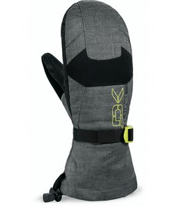 Dakine Scout Mittens Carbon