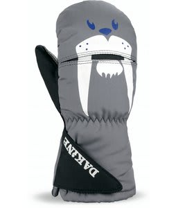 Dakine Scrambler Jr. Toddler Mittens Walrus