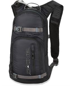 Dakine Session 8L Hydration Pack Black