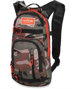 Dakine Session 8L Hydration Pack Camo