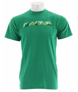 Dakine Shape Shifter T-Shirt Green Heather