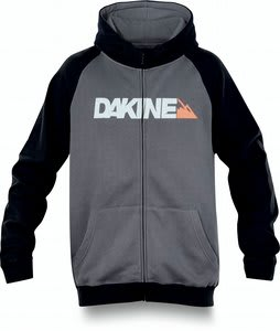 Dakine Shifter Hoodie Charcoal