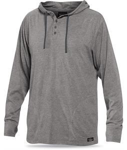Dakine Sloppy Joe Hoodie Baselayer Top Castlerock Heather