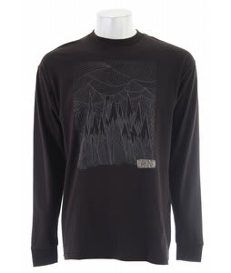 Dakine Snow Storm L/S T-Shirt Black