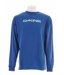 Dakine Split Rail L/S T-Shirt Royal