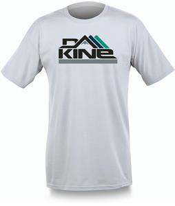 Dakine Stacked T-Shirt Silver
