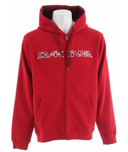 Dakine Stencil Rail Hoodie Red