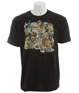 Dakine Stumptown T-Shirt Black