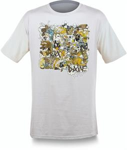 Dakine Stumptown T-Shirt Silver