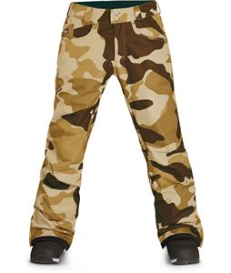 Dakine Switchback Snowboard Pants Brown Camo
