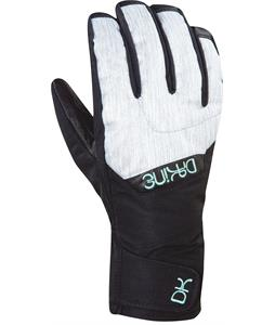 Dakine Tahoe Short Gloves Silver