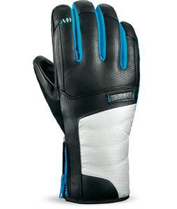 Dakine Targa Gloves Silver Houndstooth
