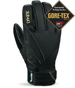 Dakine Tempest Gore-Tex Gloves Black