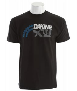 Dakine Track T-Shirt Black