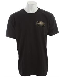 Dakine Trademark T-Shirt Black